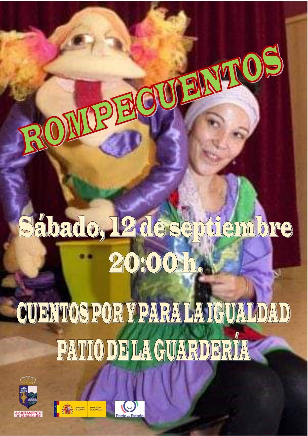 Rompecuentos (2020) - Guadalupe (Cáceres)