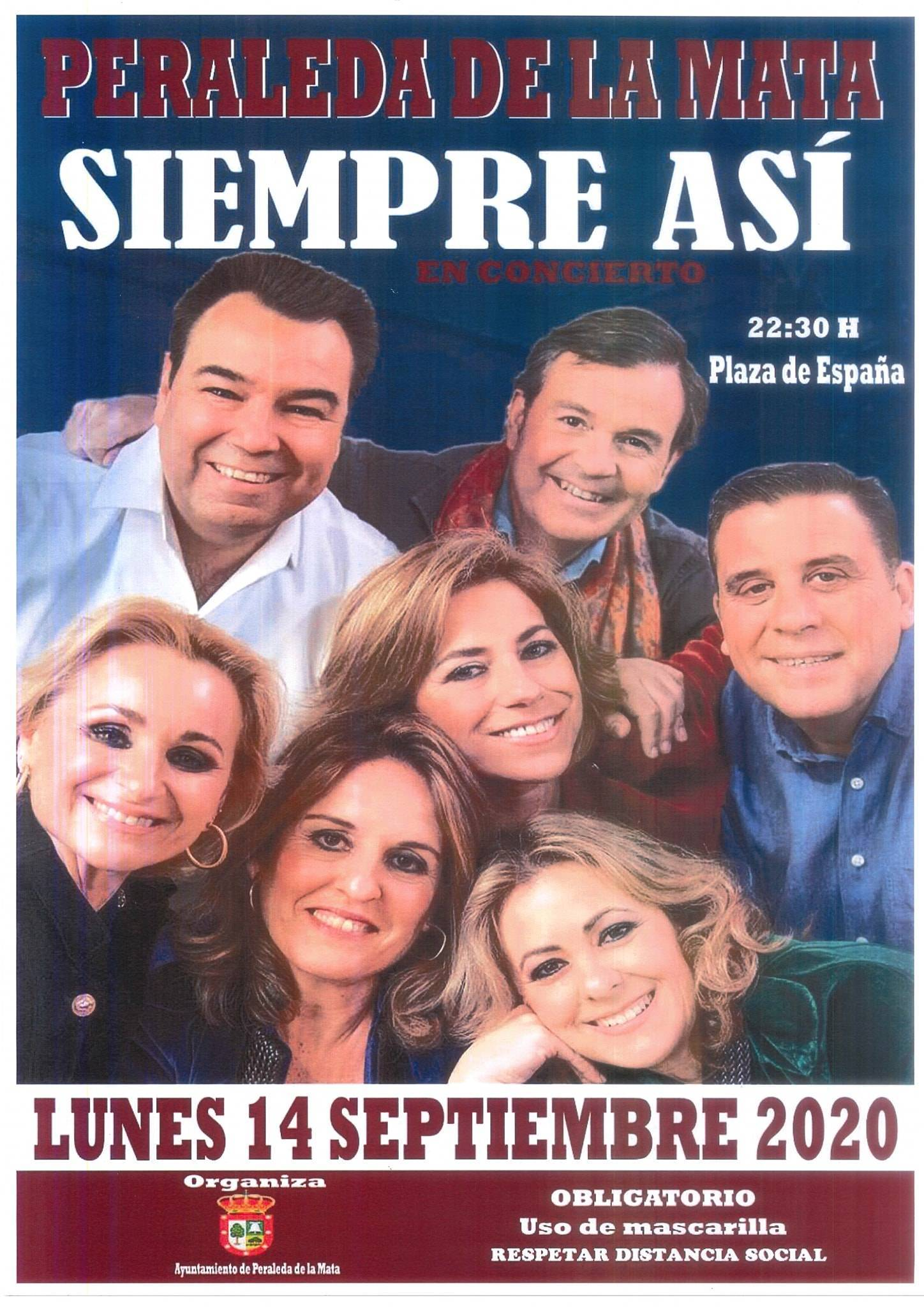 Siempre Así (2020) - Peraleda de la Mata (Cáceres)