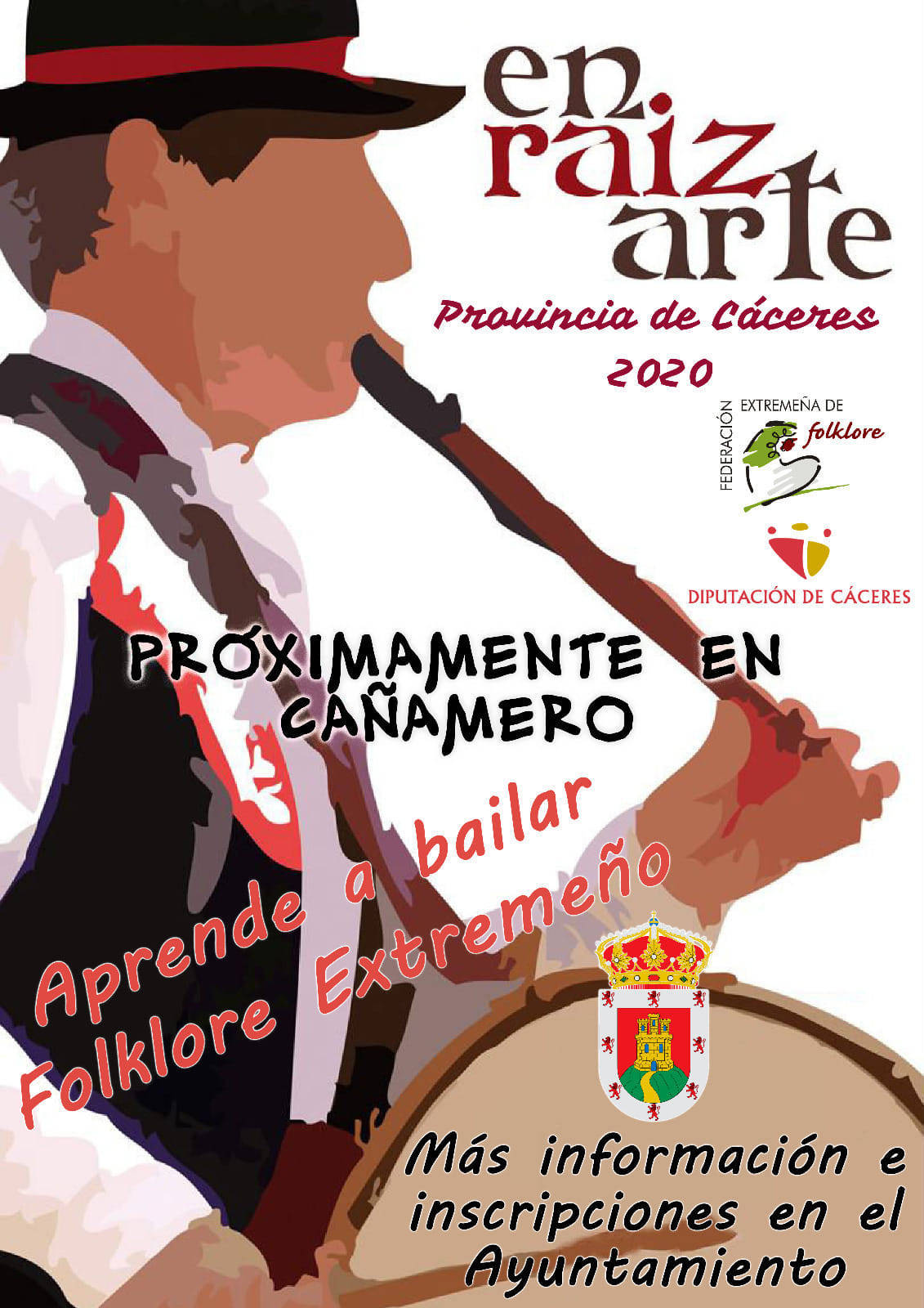 Enraizarte (2020) - Cañamero (Cáceres)