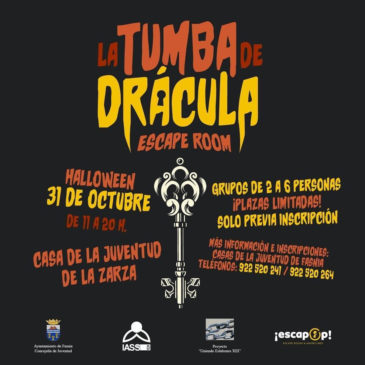 La tumba de Drácula (2020) - Fasnia (Santa Cruz de Tenerife)