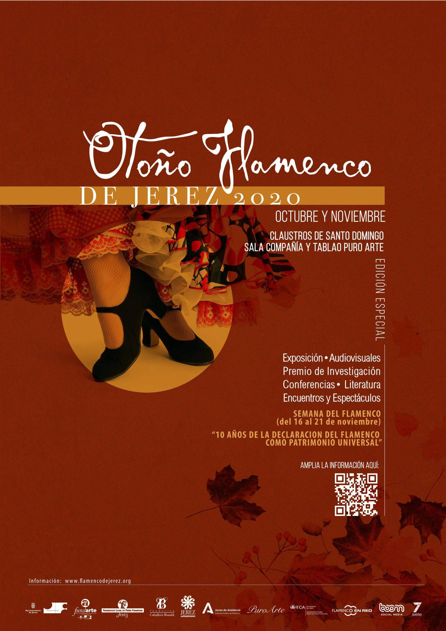 Otoño flamenco (2020) - Jerez de la Frontera (Cádiz)