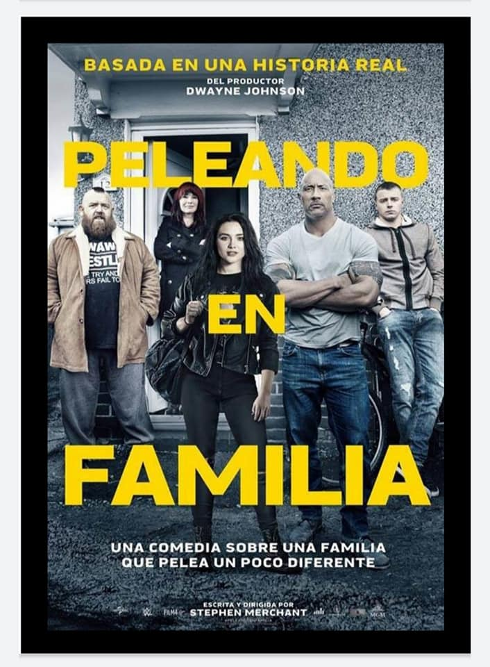 Peleando en familia (2020) - Zorita (Cáceres) 1