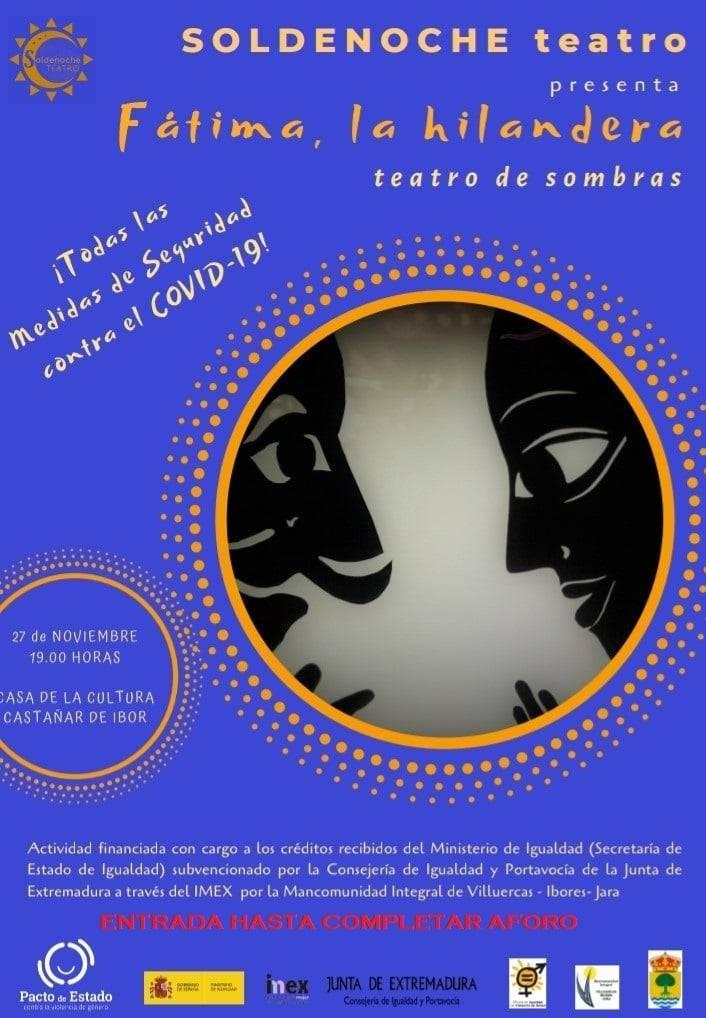 Fátima, la hilandera (2020) - Castañar de Ibor (Cáceres)