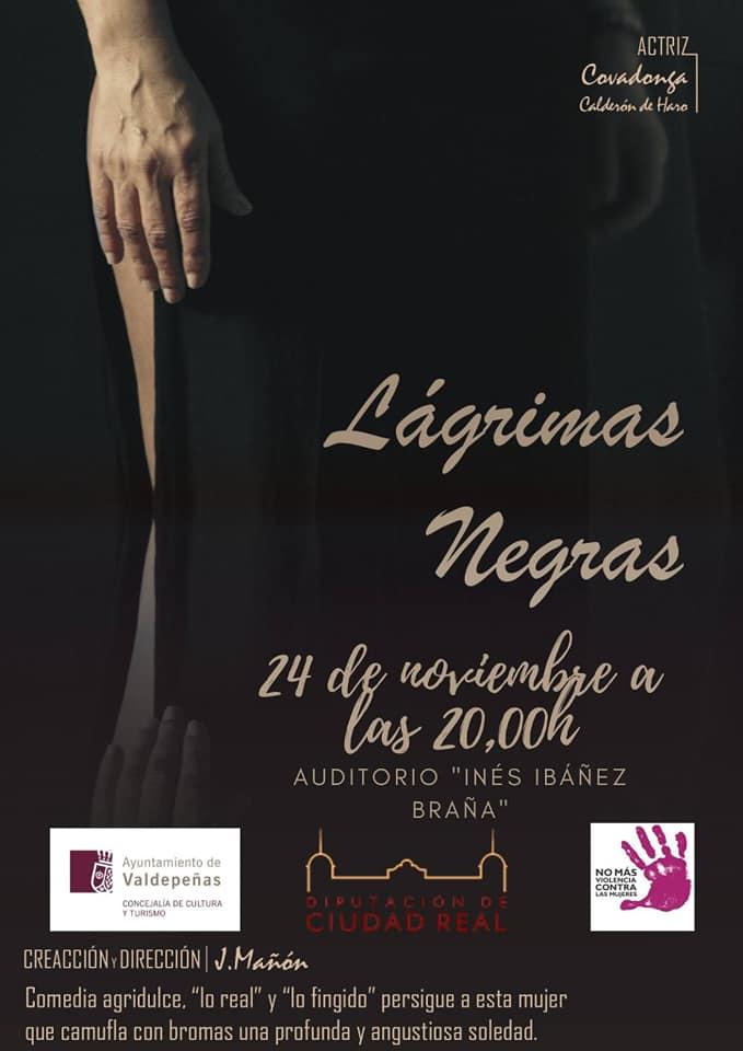 Lágrimas Negras (2020) - Valdepeñas (Ciudad Real)
