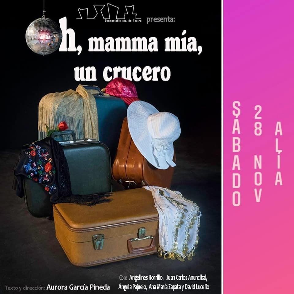 Oh, mamma mía, un crucero (2020) - Alía (Cáceres)