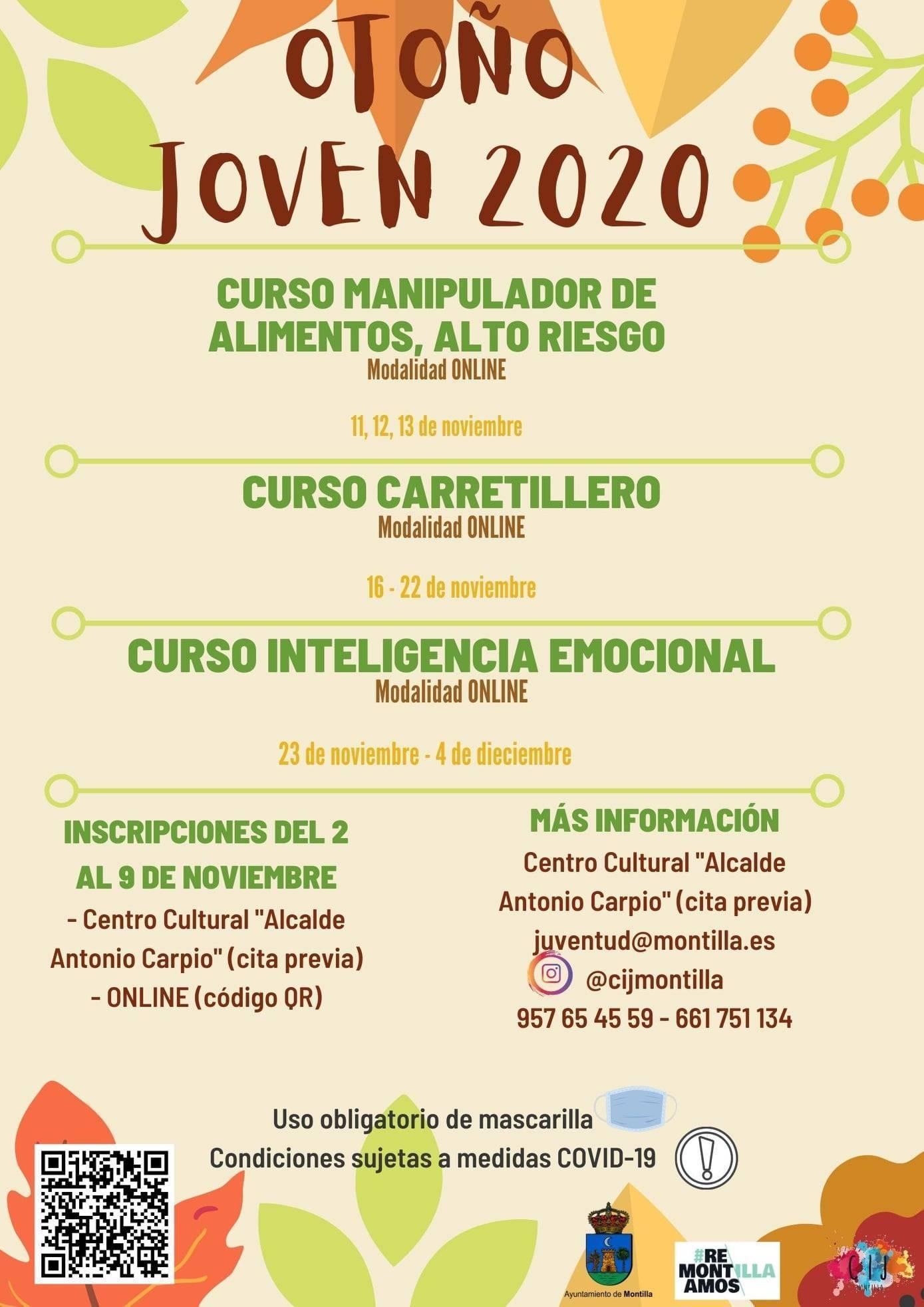 Otoño joven (2020) - Montilla (Córdoba)