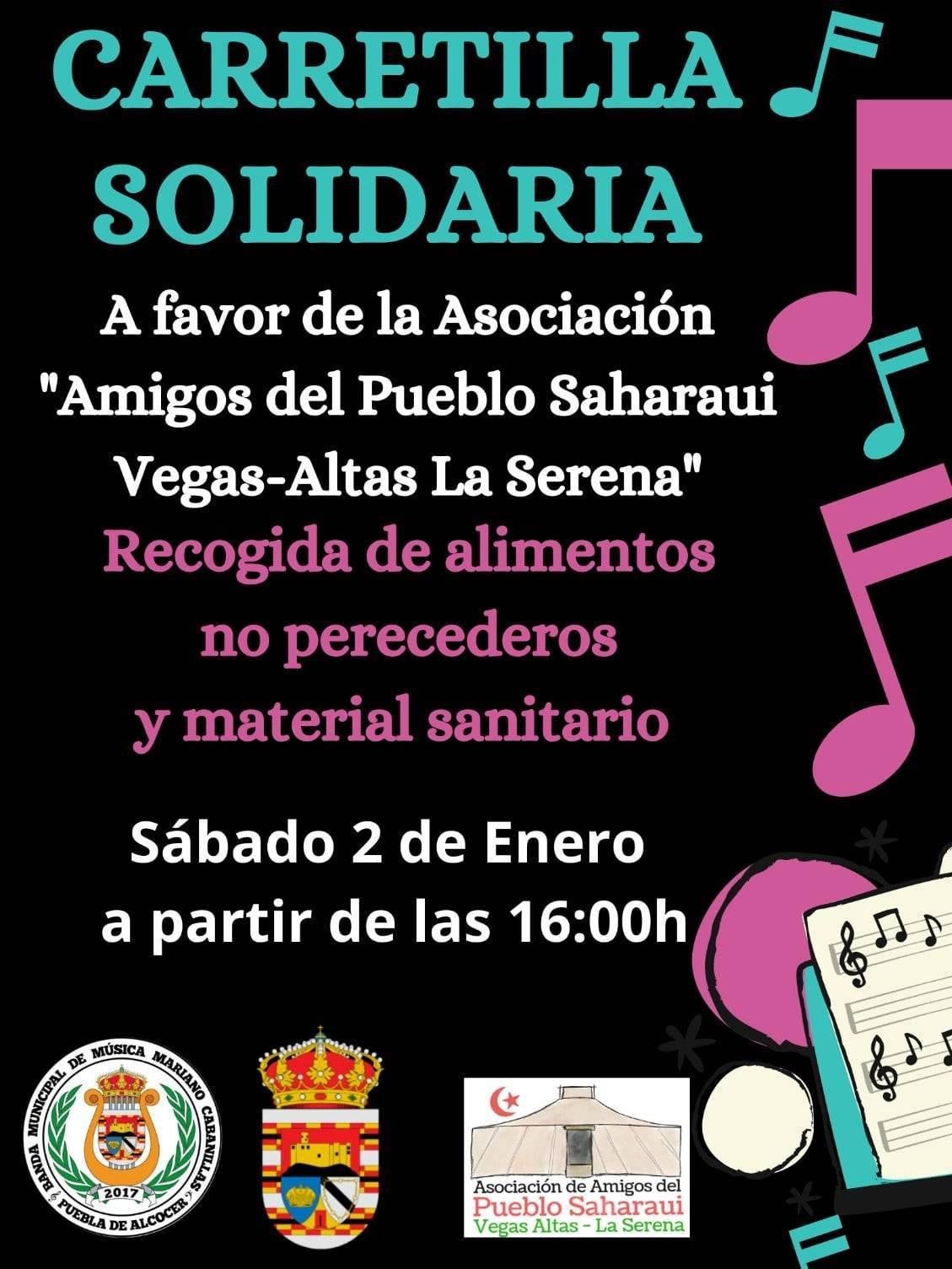 Carretilla solidaria (2021) - Puebla de Alcocer (Badajoz) 1