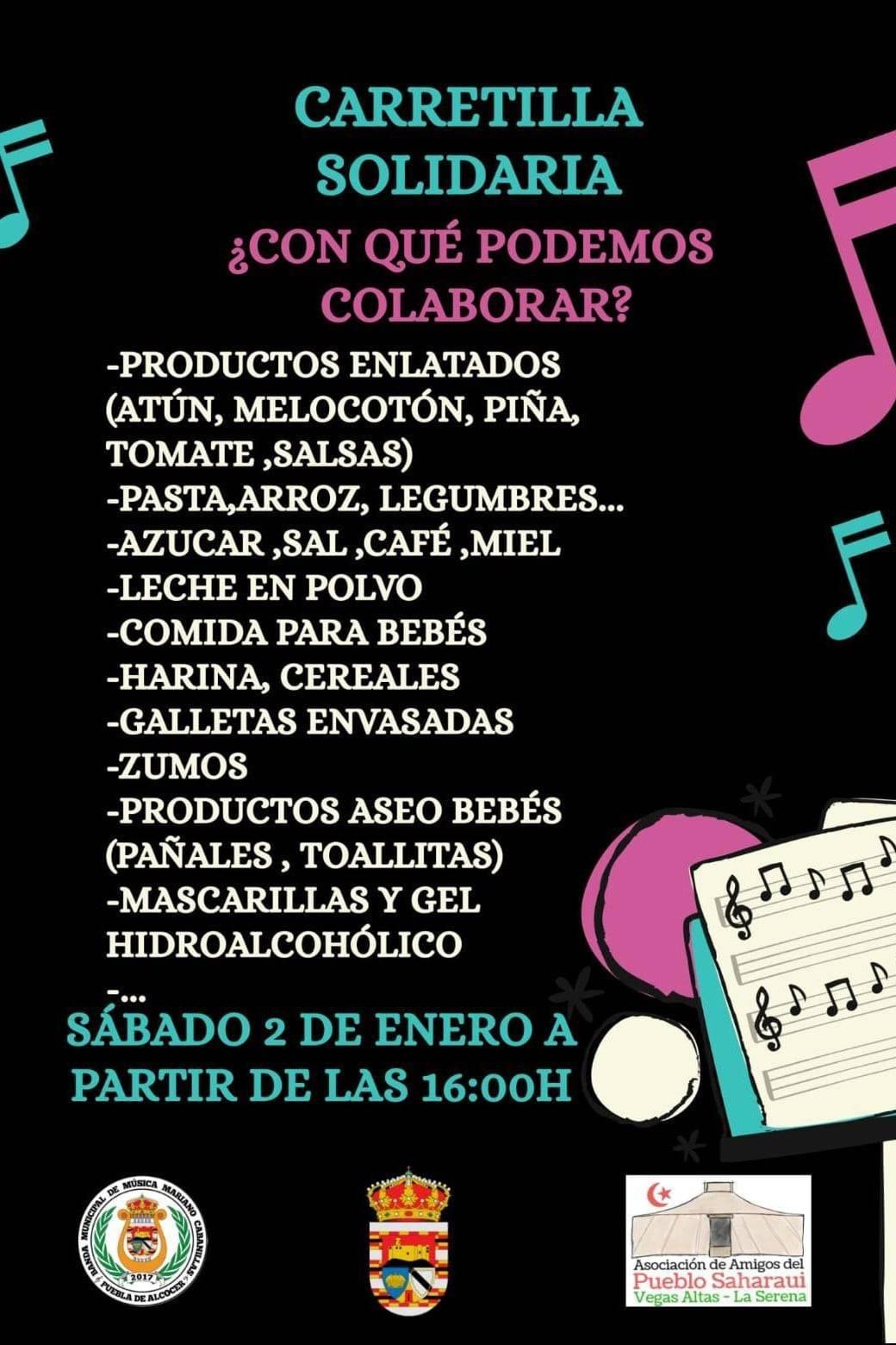 Carretilla solidaria (2021) - Puebla de Alcocer (Badajoz) 2