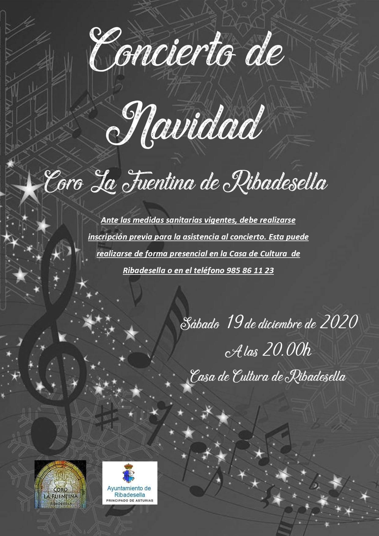 Concierto de Navidad (2020) - Ribadesella (Asturias)