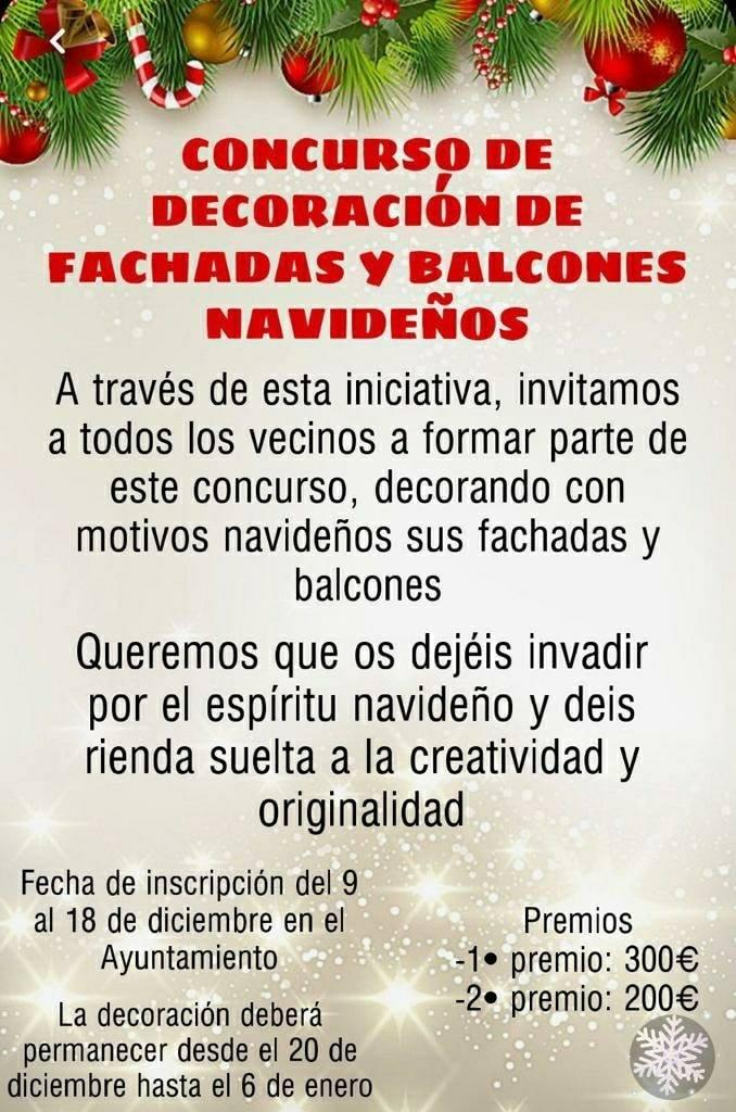 Concurso de decoración navideña (2020) - Cañamero (Cáceres)