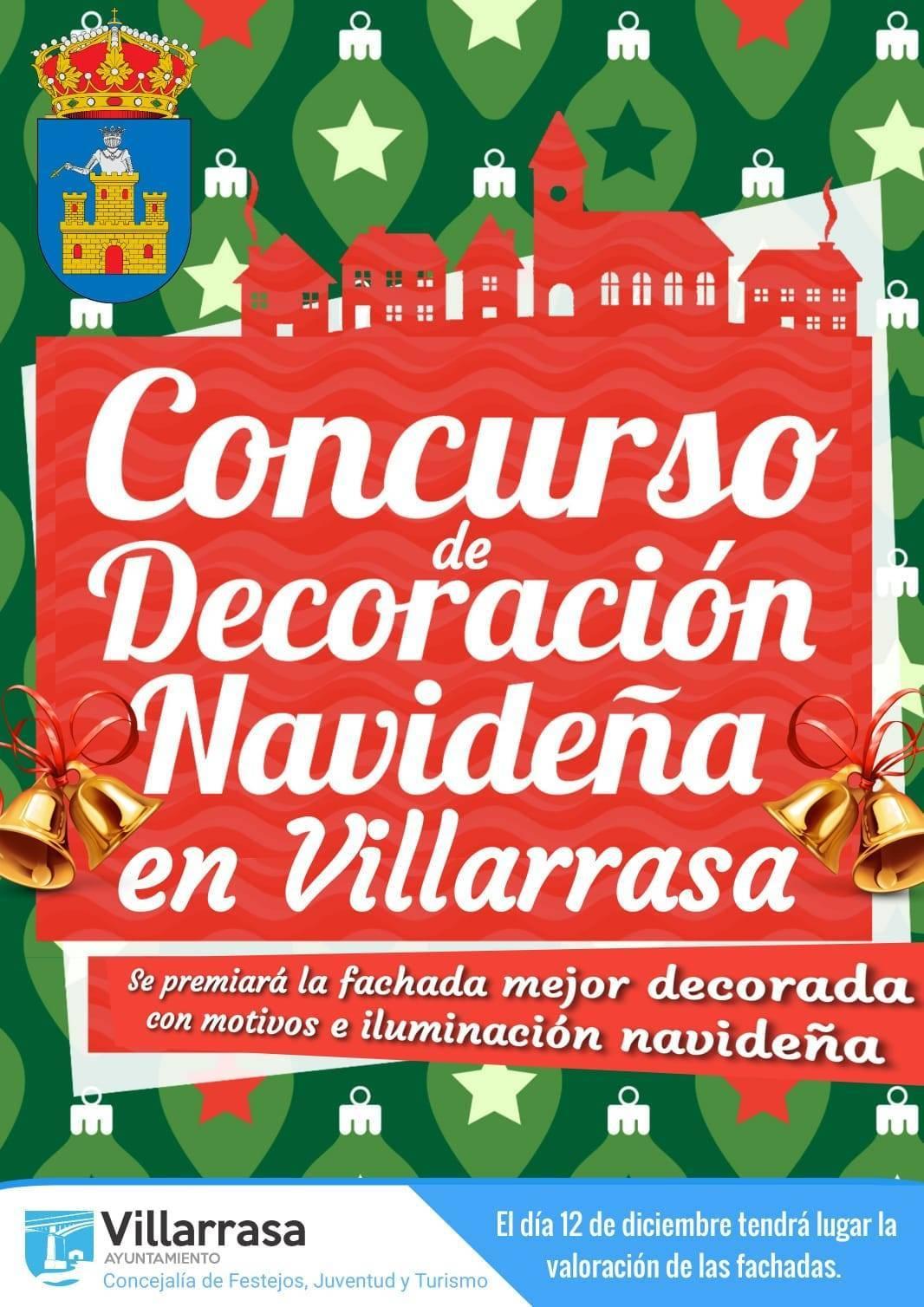 Concurso de decoración navideña (2020) - Villarrasa (Huelva)