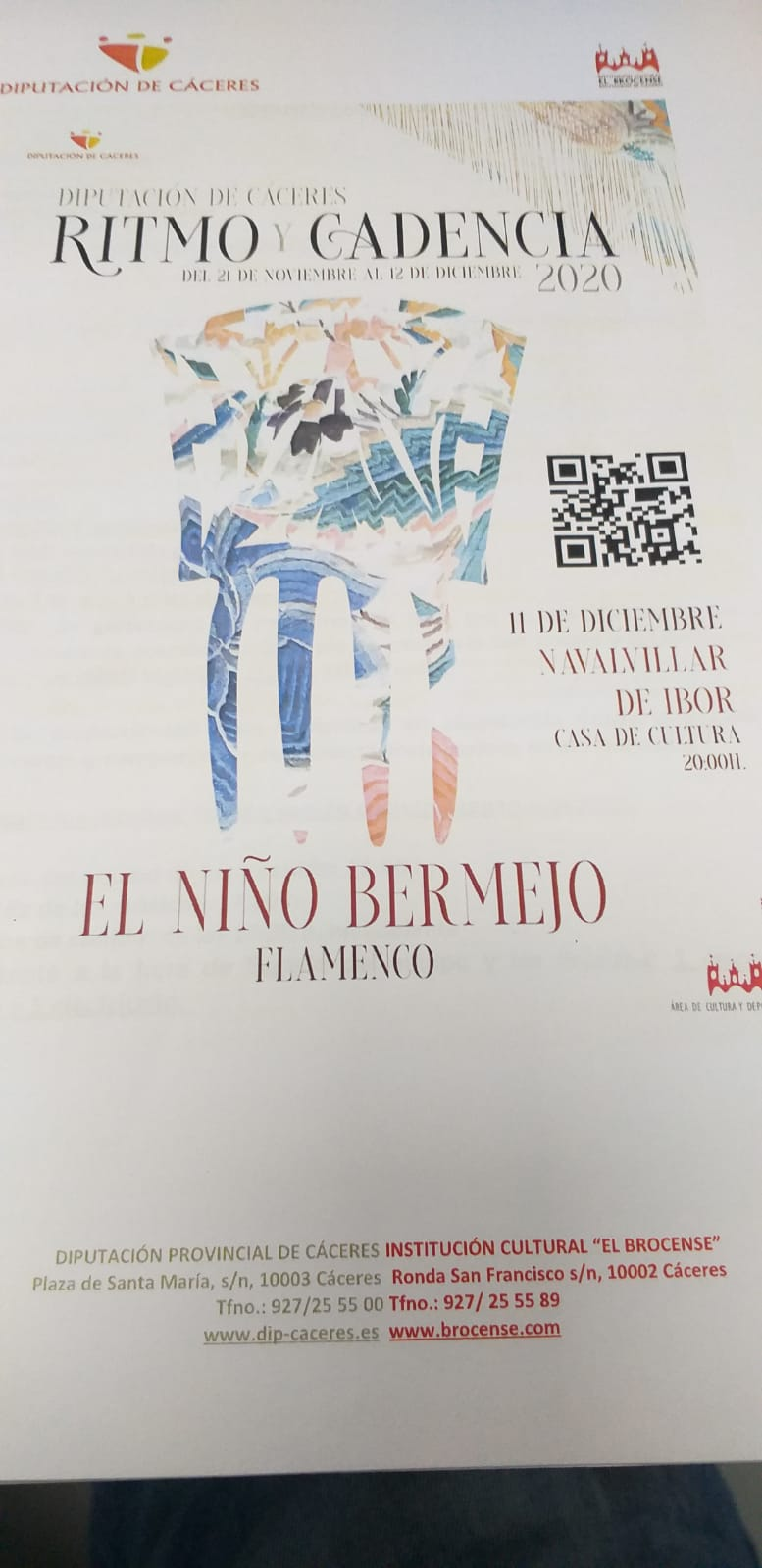El Niño Bermejo (2020) - Navalvillar de Ibor (Cáceres)