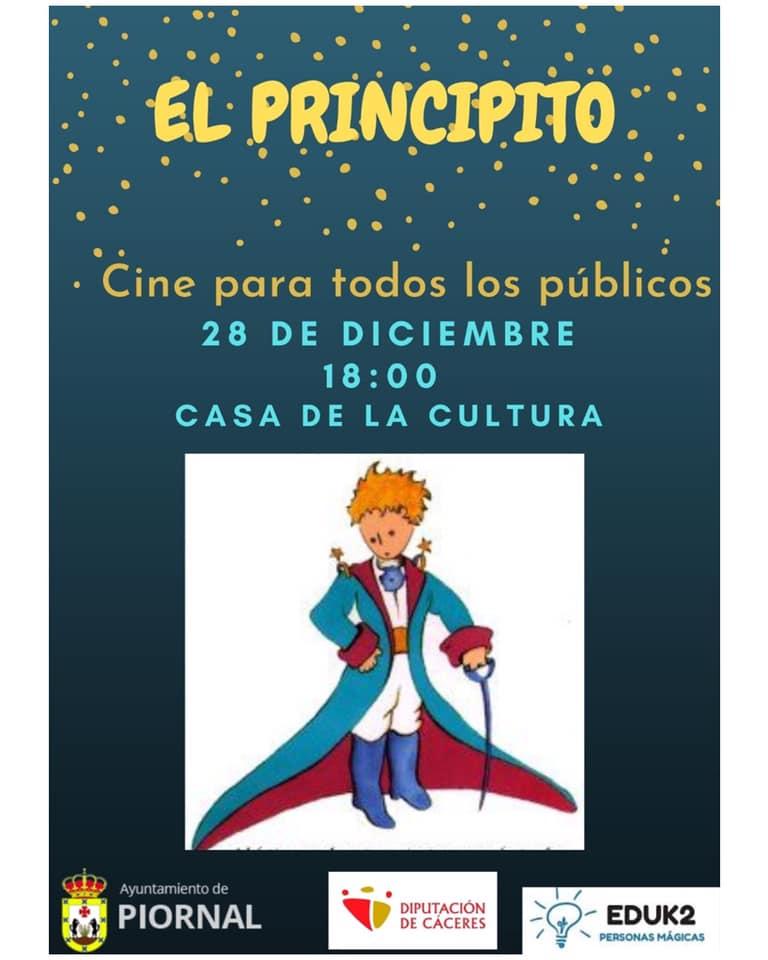 El Principito (2020) - Piornal (Cáceres)