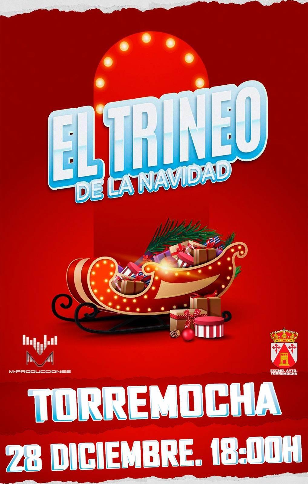 El trineo de la Navidad (2020) - Torremocha (Cáceres)