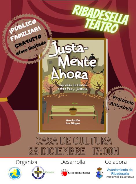 Justamente ahora (2020) - Ribadesella (Asturias)