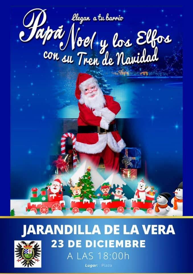Papá Noel y los elfos (2020) - Jarandilla de la Vera (Cáceres)