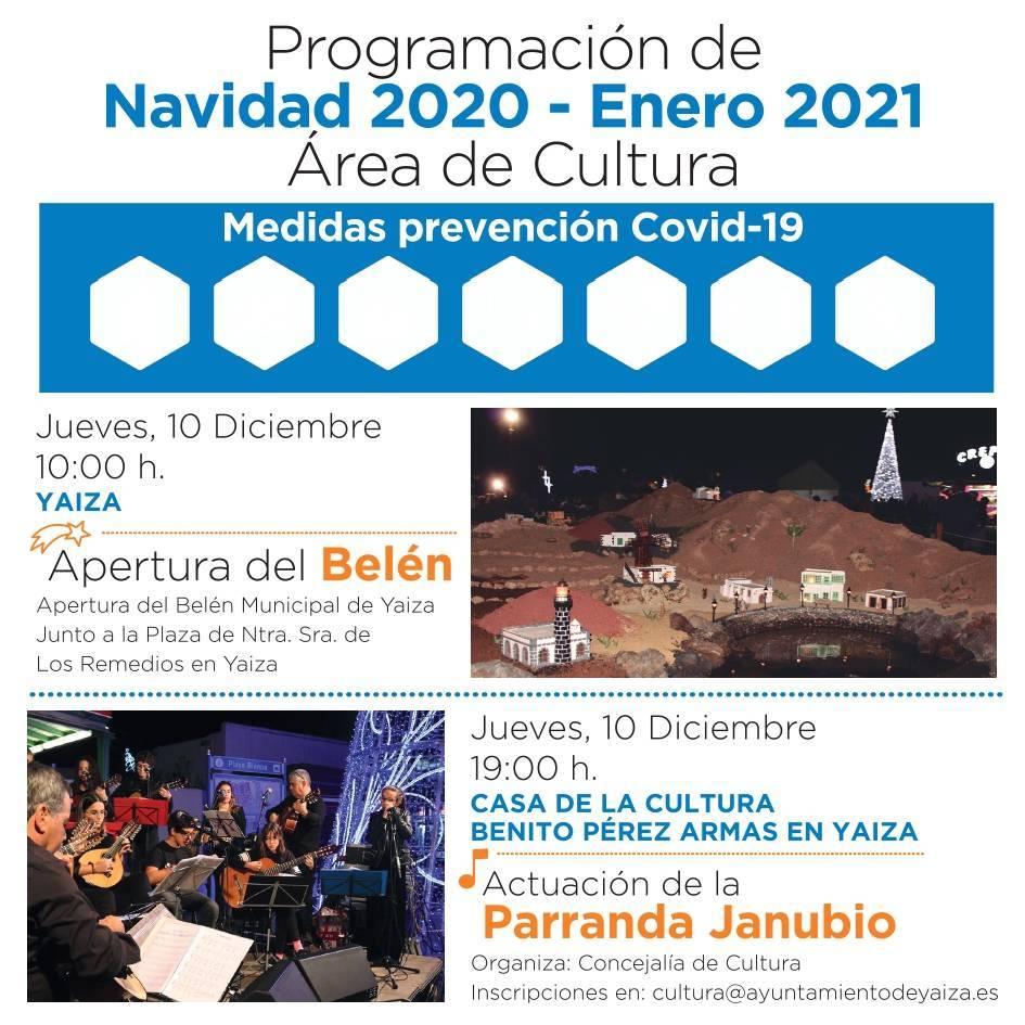 Programa de Navidad (2020-2021) - Yaiza (Las Palmas) 4