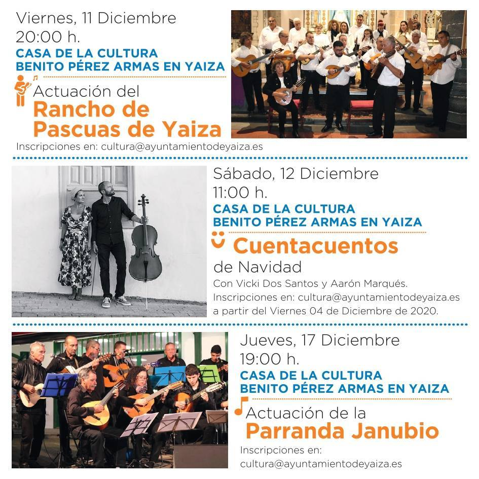 Programa de Navidad (2020-2021) - Yaiza (Las Palmas) 5