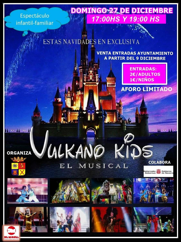 Vulkano Kids (2020) - Mendavia (Navarra)