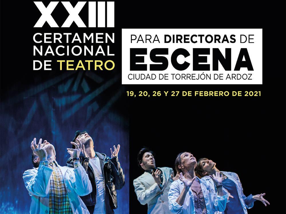 XXIII Certamen Nacional de Teatro para Directoras de Escena - Torrejón de Ardoz (Madrid)