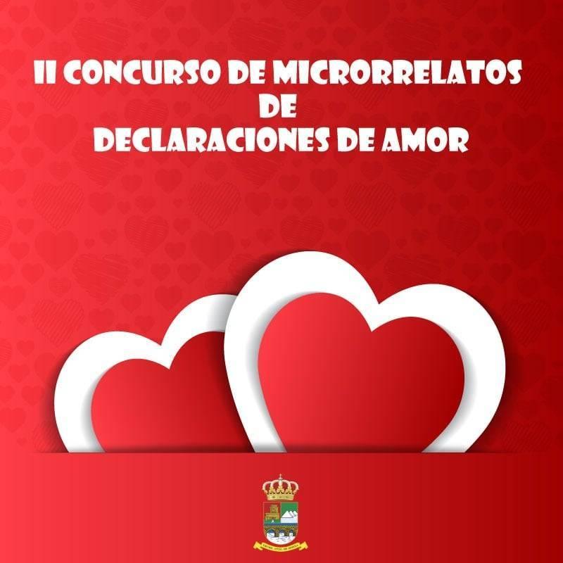 II concurso de microrrelatos de declaraciones de amor - Seseña (Toledo)