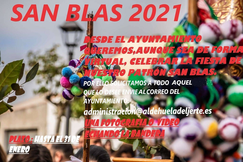 San Blas (2021) - Aldehuela de Jerte (Cáceres)