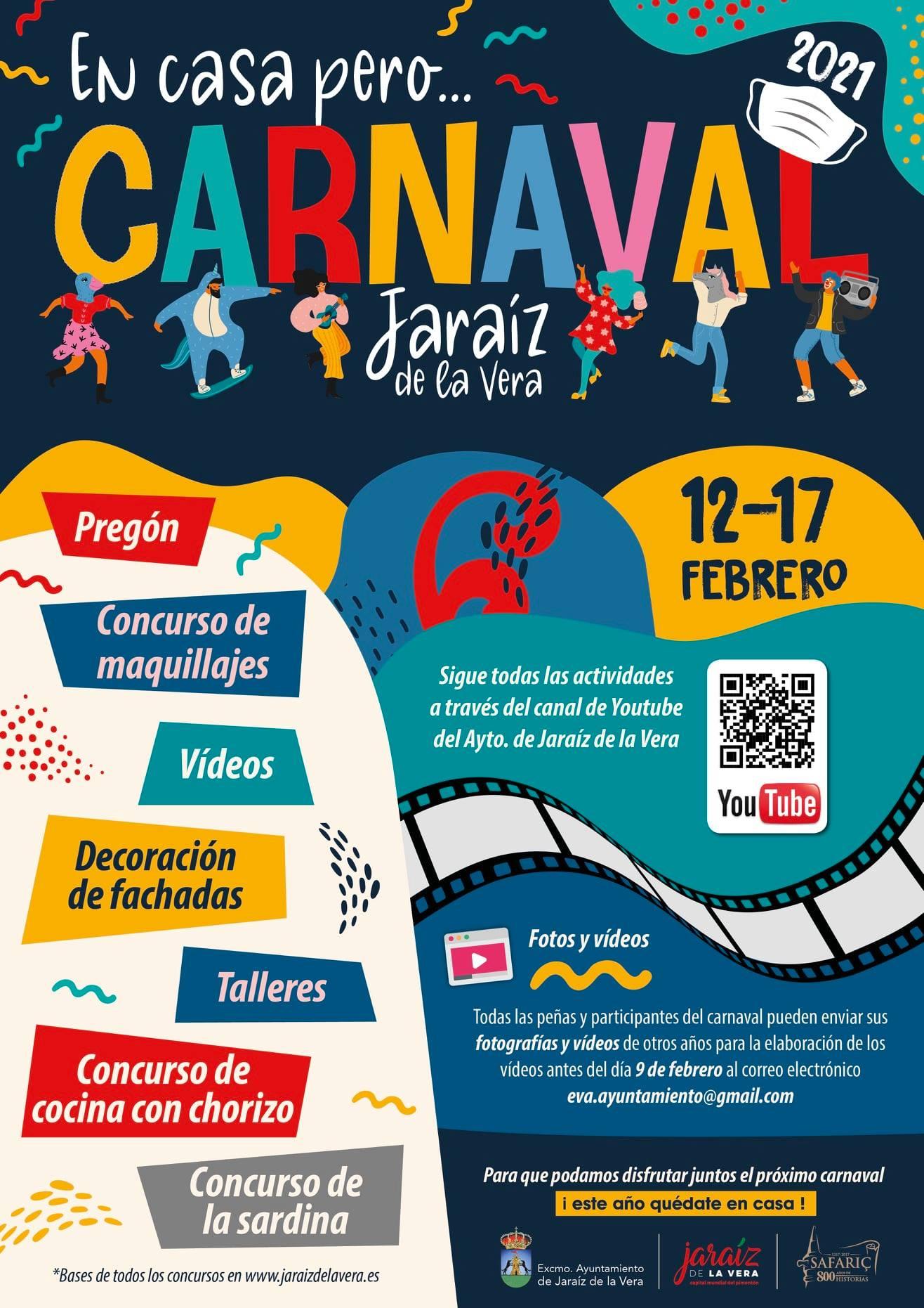 Carnaval (2021) - Jaraíz de la Vera (Cáceres) 1