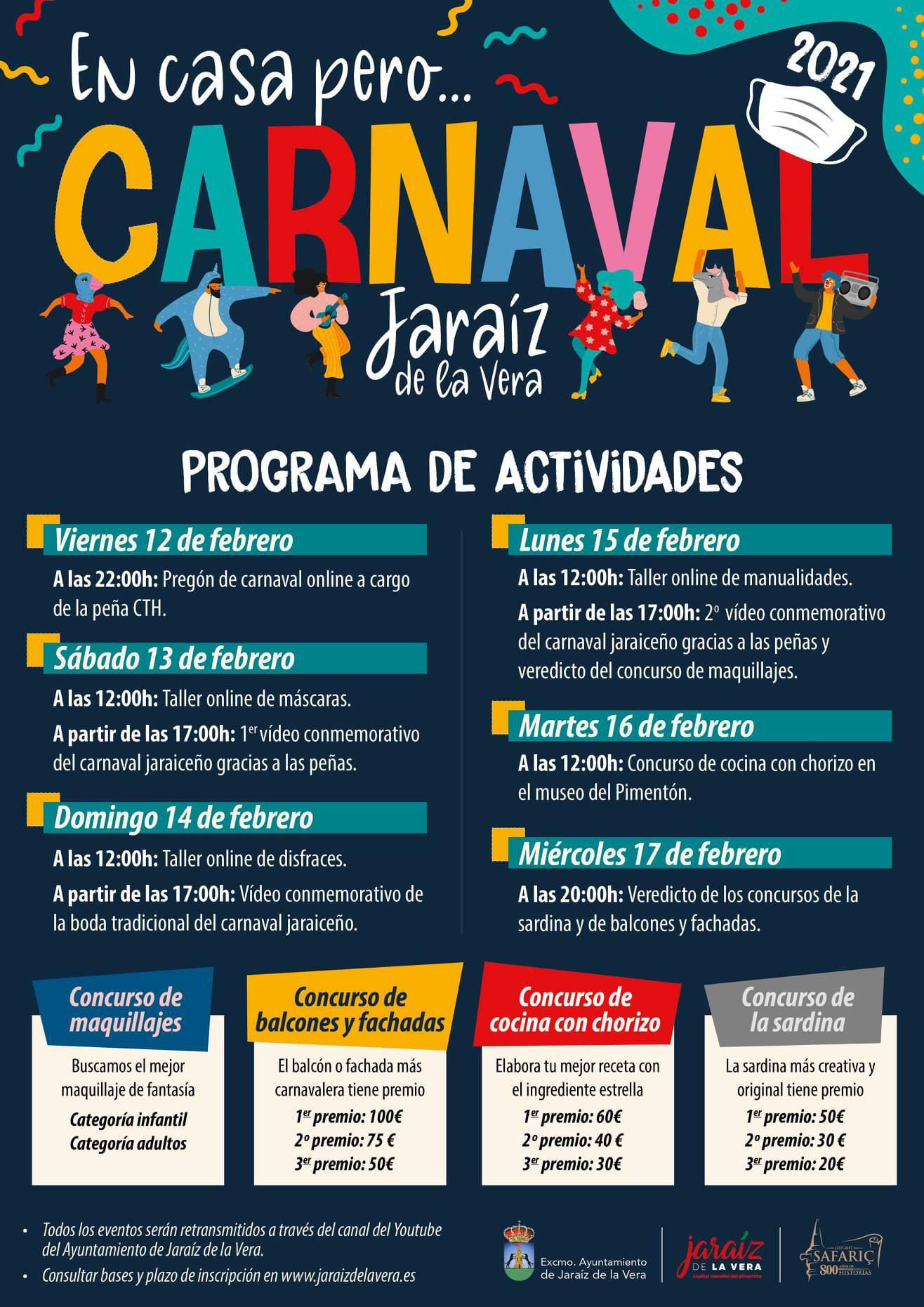 Carnaval (2021) - Jaraíz de la Vera (Cáceres) 2