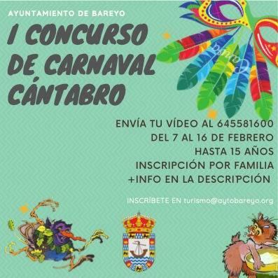 Concurso de Carnaval (2021) - Bareyo (Cantabria)