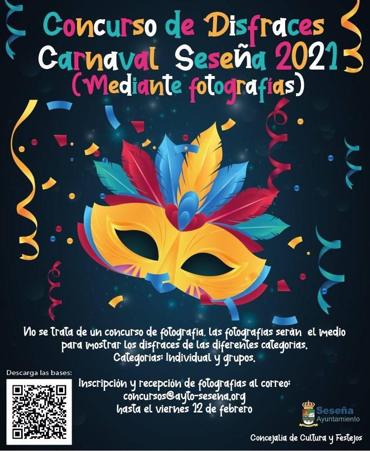 Concurso de disfraces de carnaval (2021) - Seseña (Toledo)