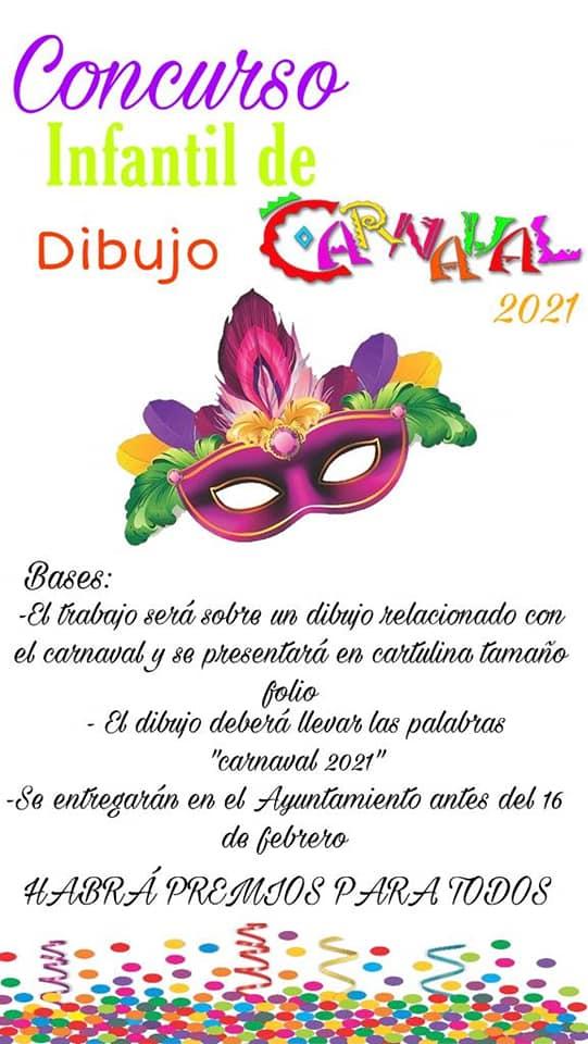 Concurso infantil y adulto de carnaval (2021) - Cañamero (Cáceres) 1