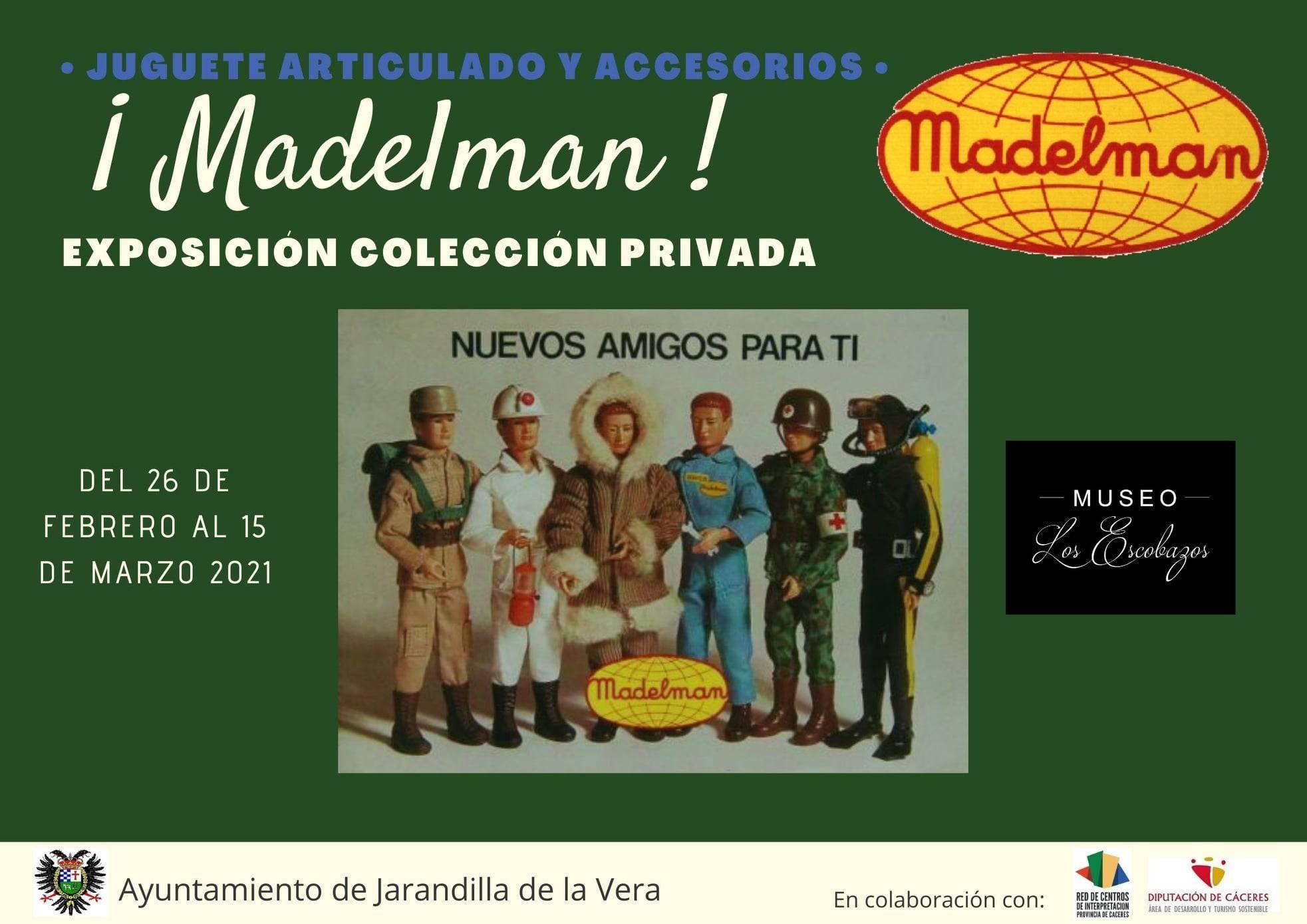 Exposición de Madelman (2021) - Jarandilla de la Vera (Cáceres)