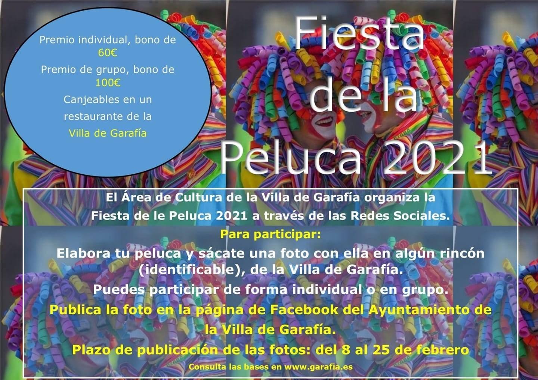 Fiesta de la peluca (2021) - Garafía (Santa Cruz de Tenerife)