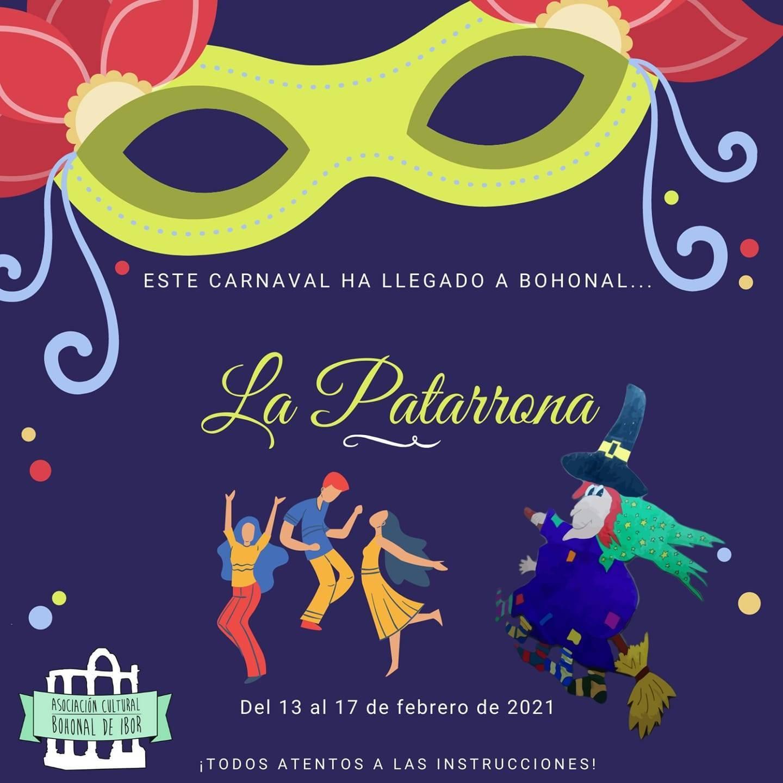 La Patarrona (2021) - Bohonal de Ibor (Cáceres)