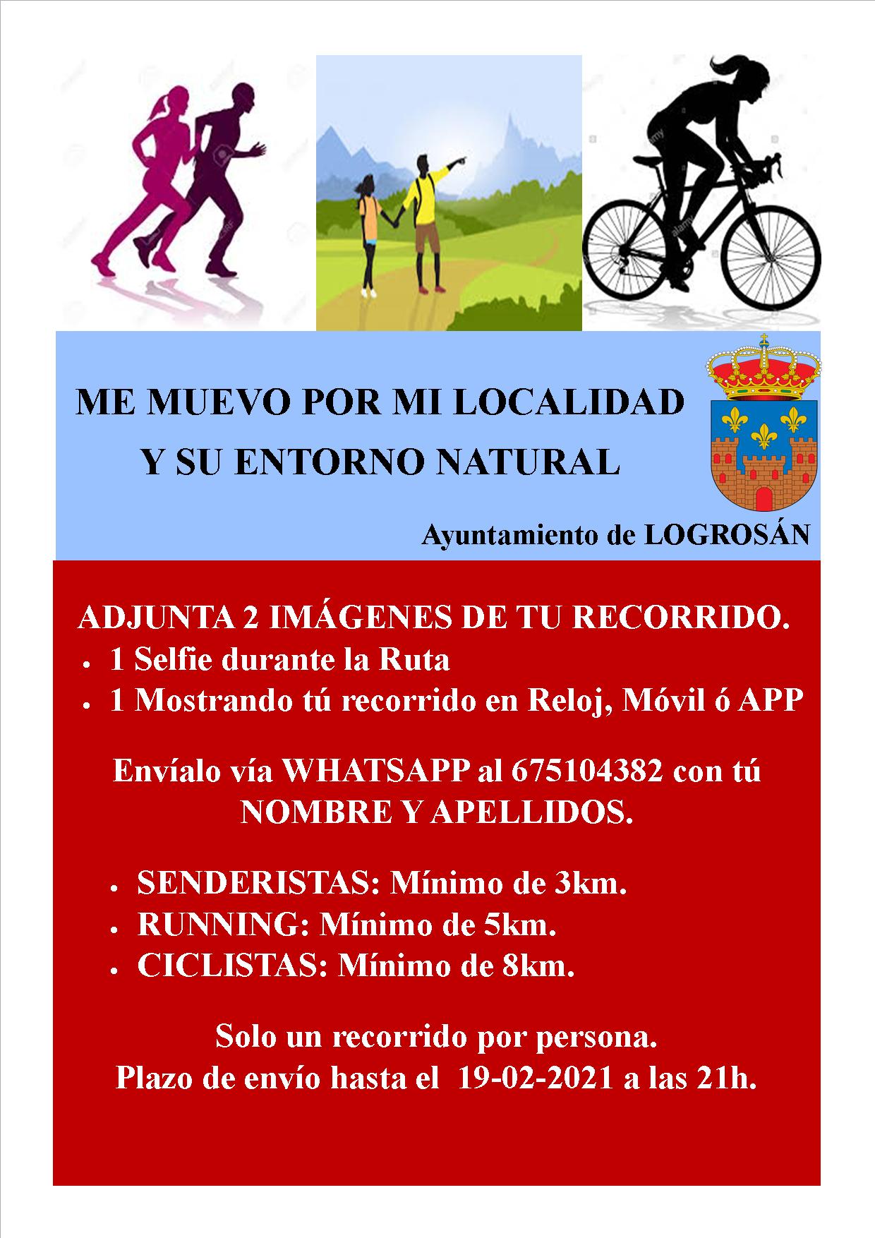 Me muevo por mi localidad y su entorno natural (2021) - Logrosán (Cáceres)