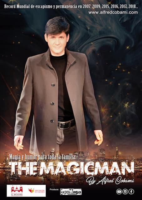 The MagicMan (2021) - Coria (Cáceres)