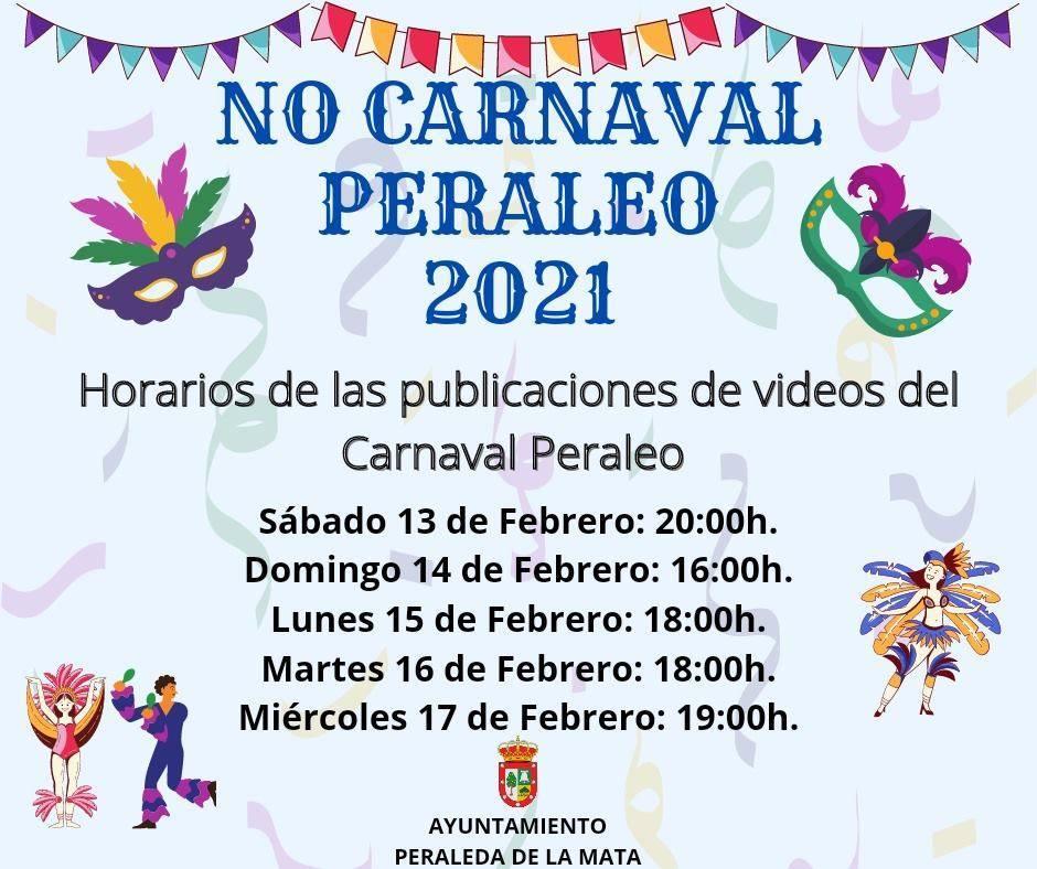 Vídeos del Carnaval Peraleo (2021) - Peraleda de la Mata (Cáceres)