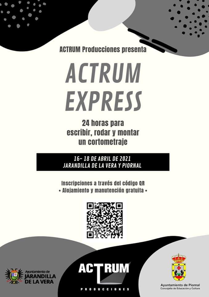 Actrum Express (2021) - Jarandilla de la Vera (Cáceres) y Piornal (Cáceres)