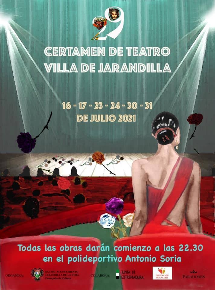 Certamen de teatro (2021) - Jarandilla de la Vera (Cáceres)