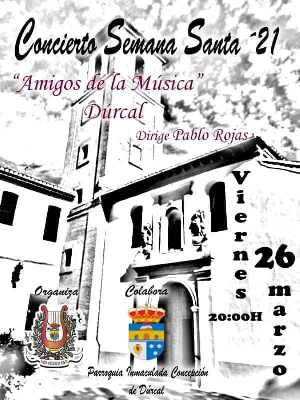 Concierto de Semana Santa (2021) - Dúrcal (Granada) 1