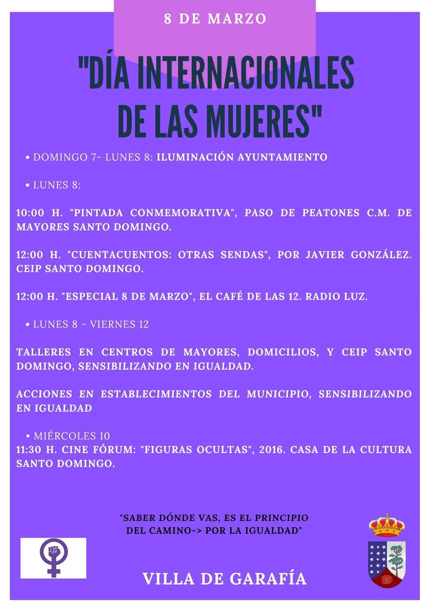 Día Internacional de la Mujer (2021) - Garafía (Santa Cruz de Tenerife)