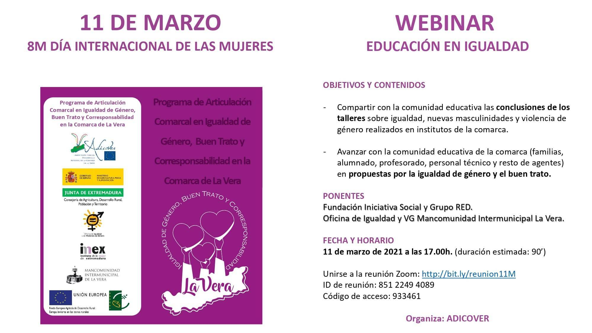 Día Internacional de la Mujer (2021) - Viandar de la Vera (Cáceres) 2