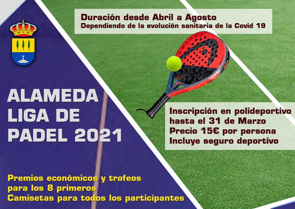 Liga de pádel (2021) - Alameda (Málaga)