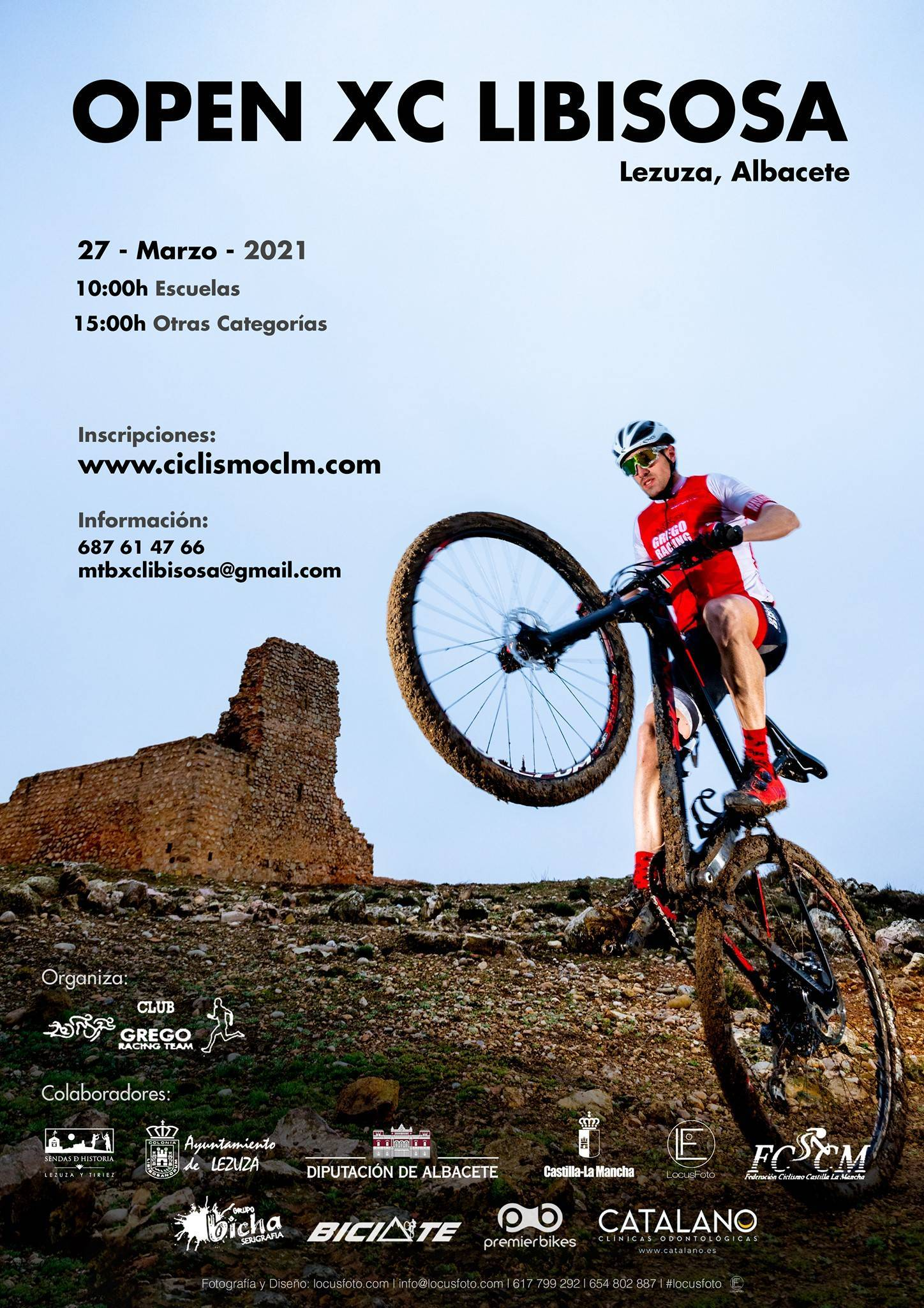 Open XC Libisosa - Lezuza (Albacete)