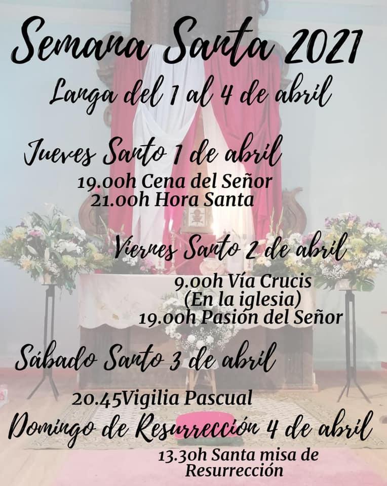 Semana Santa (2021) - Langa (Ávila)