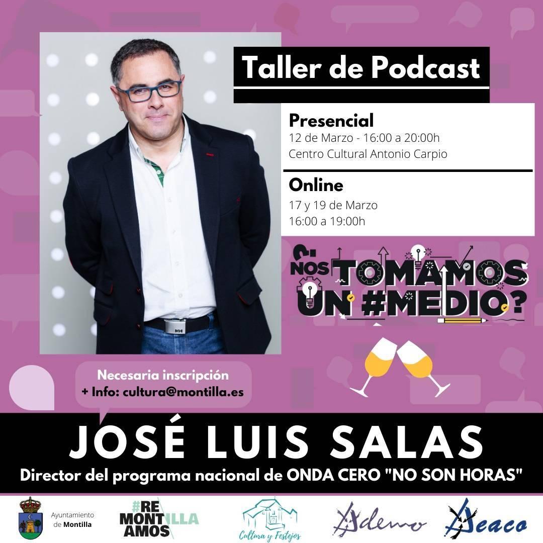 Taller de podcast (2021) - Montilla (Córdoba) 1
