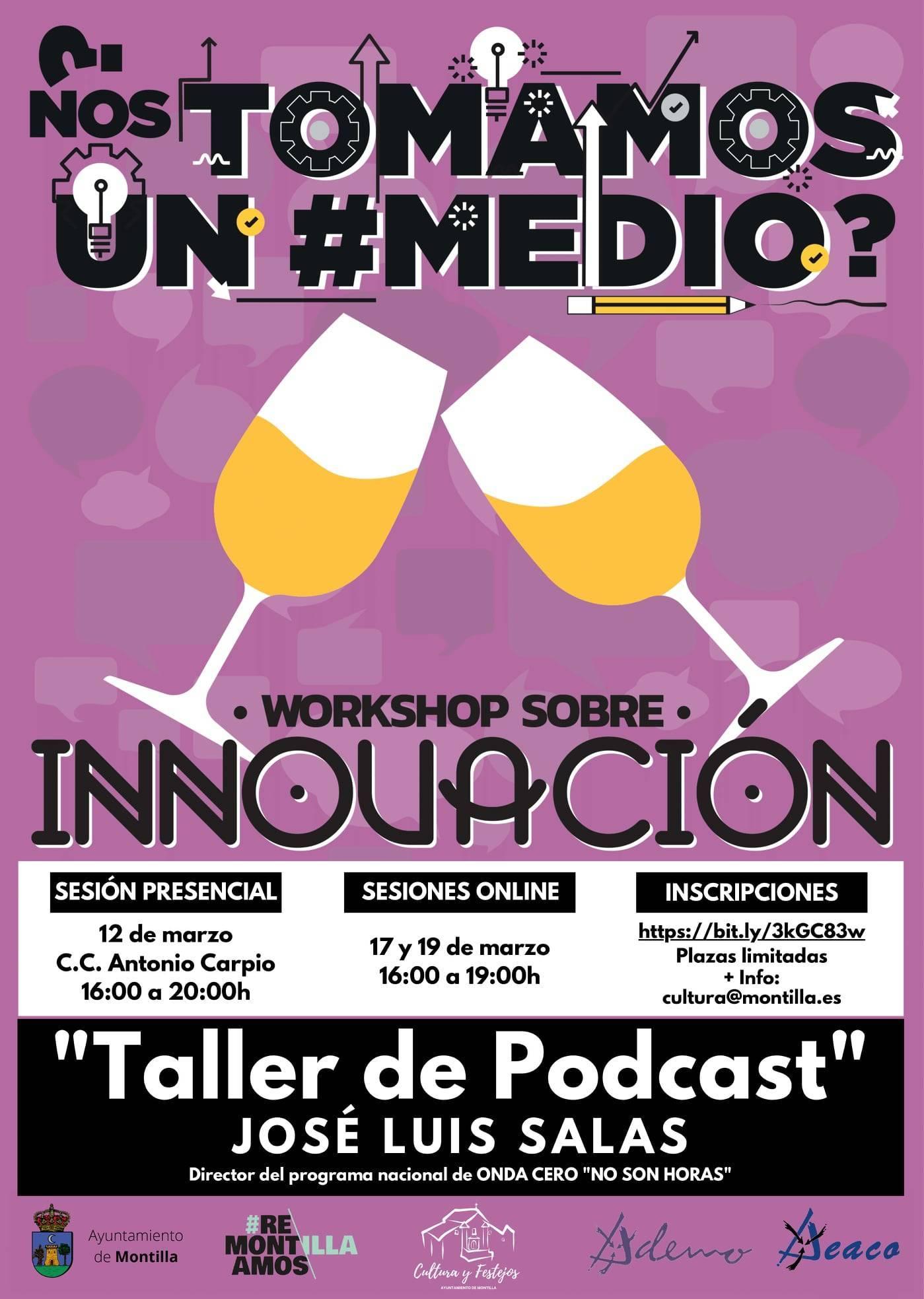 Taller de podcast (2021) - Montilla (Córdoba) 2