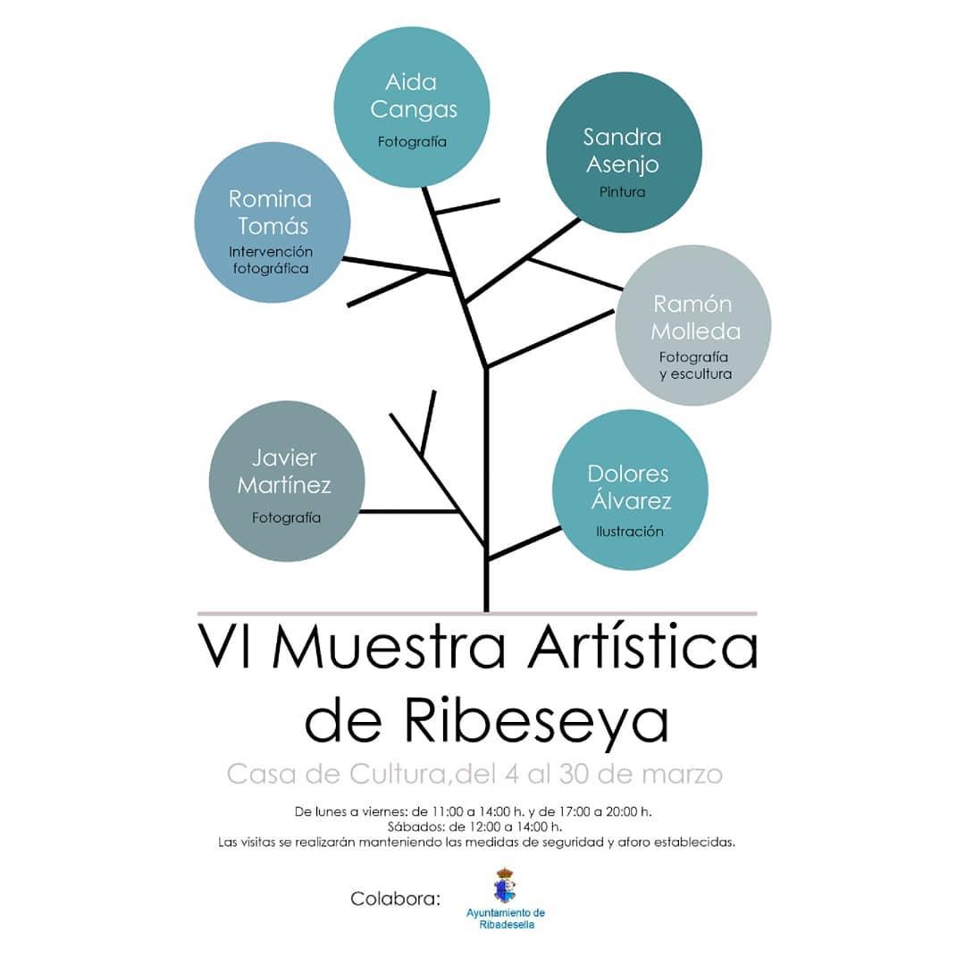 VI muestra artística - Ribadesella (Asturias)