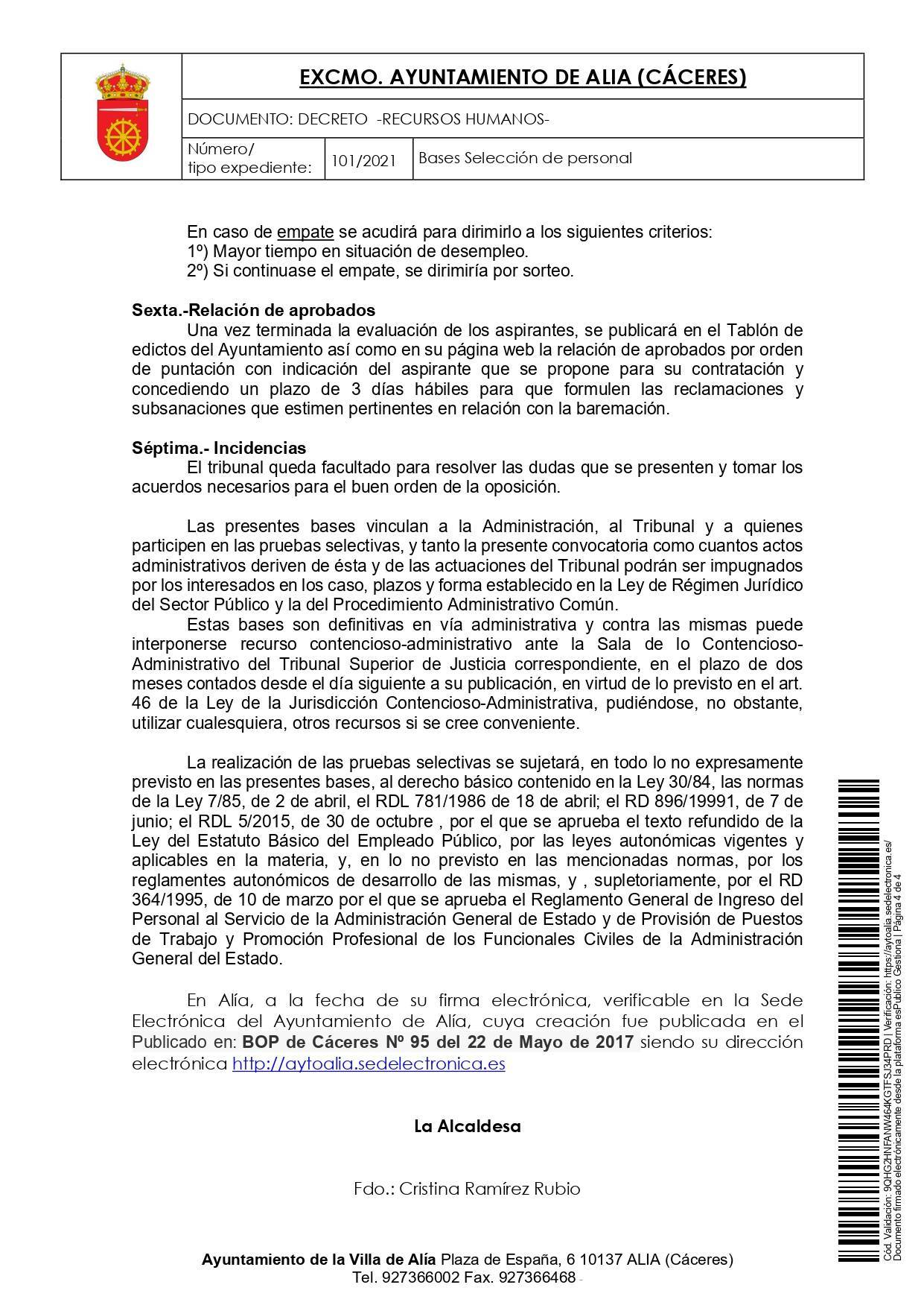 Auxiliar de ayuda a domicilio (2021) - Alía (Cáceres) 4