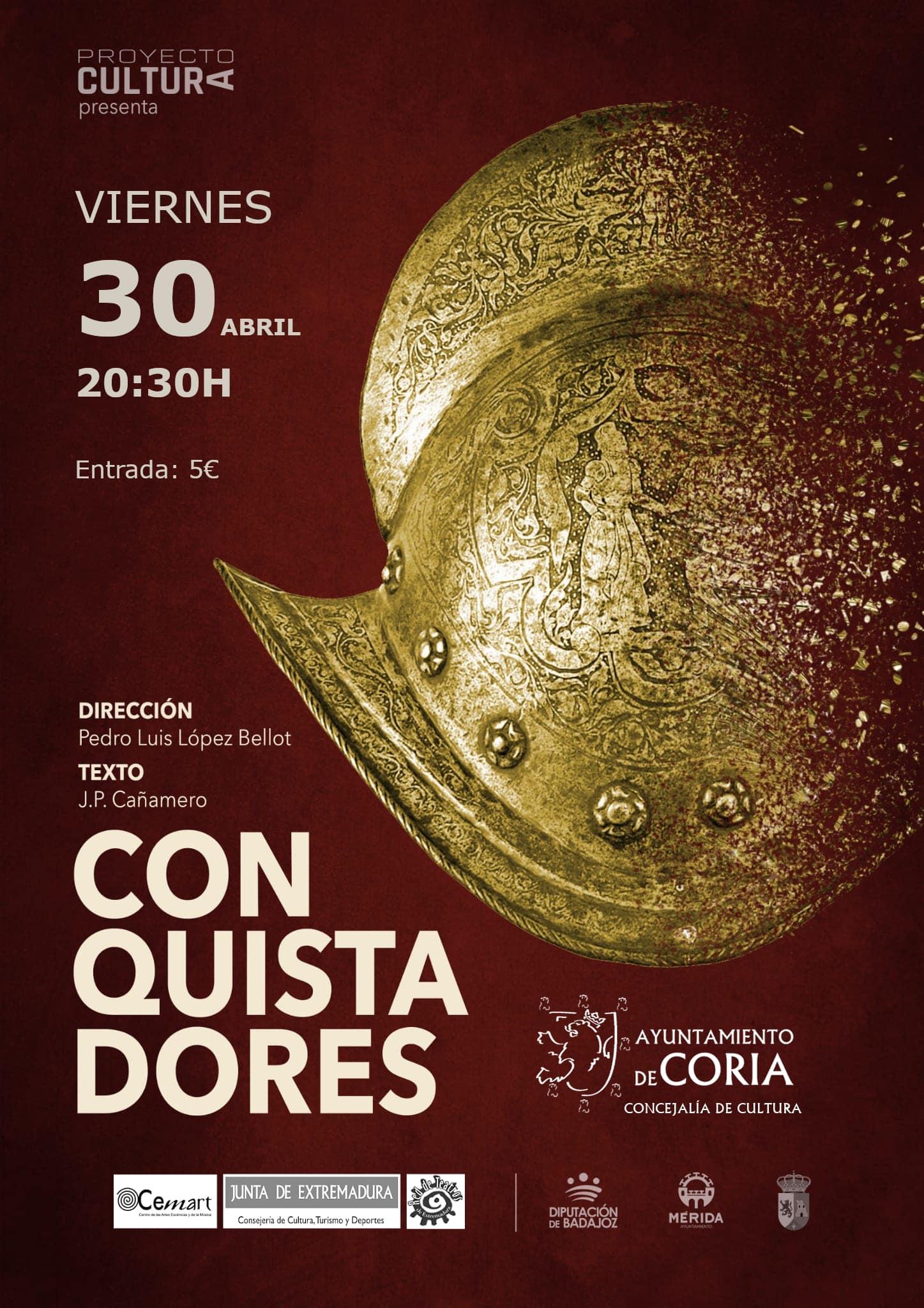 Conquistadores (2021) - Coria (Cáceres)